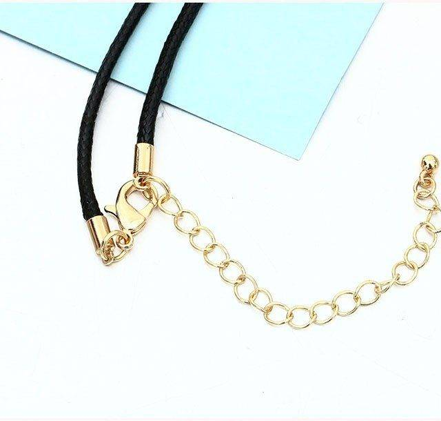 Long Necklace with Creative Pendant