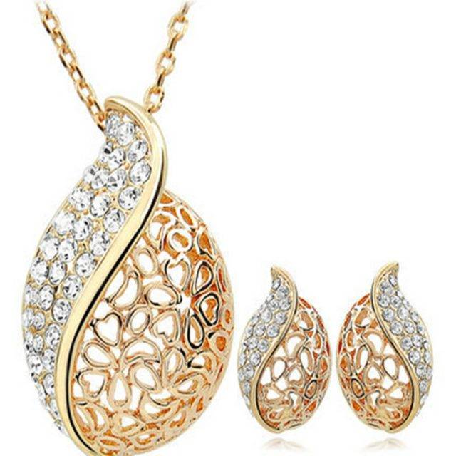 Beautiful Woman's Jewellery Set