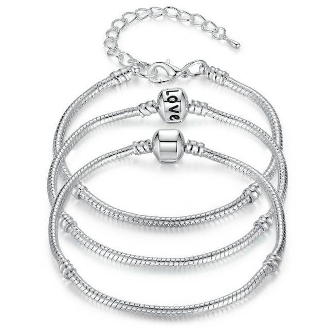 Fashion Casual Metal Women's Chain Bracelet