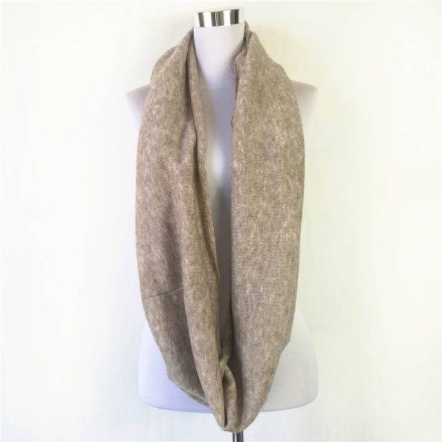 Women's Cashmere Ring Scarf