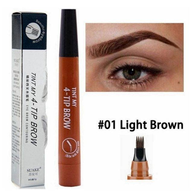 Waterproof Eyebrow Pen