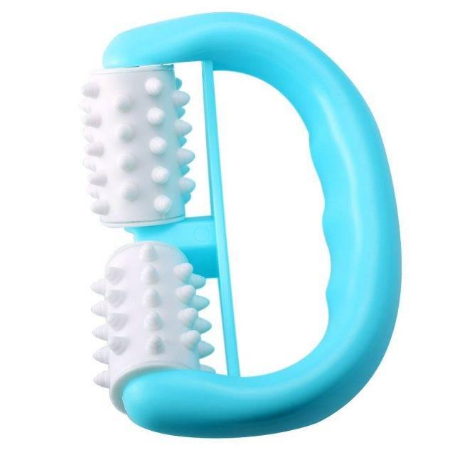 D-Shape Full Body Massage Roller