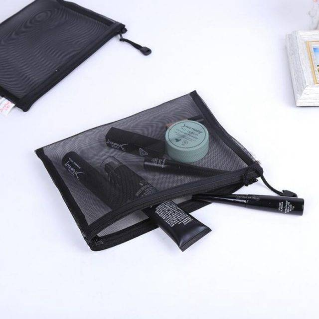 Transparent Makeup Storage Case