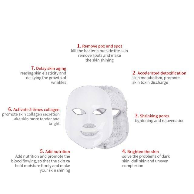 Facial Led Mask