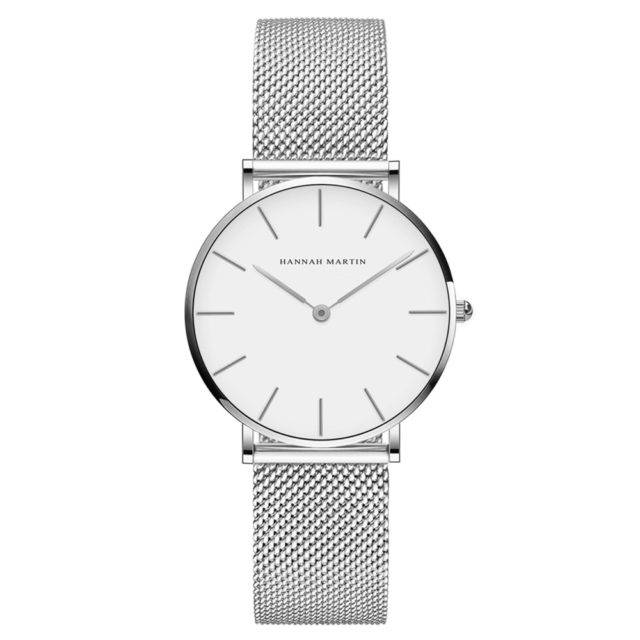 Women's Mesh Steel Watch