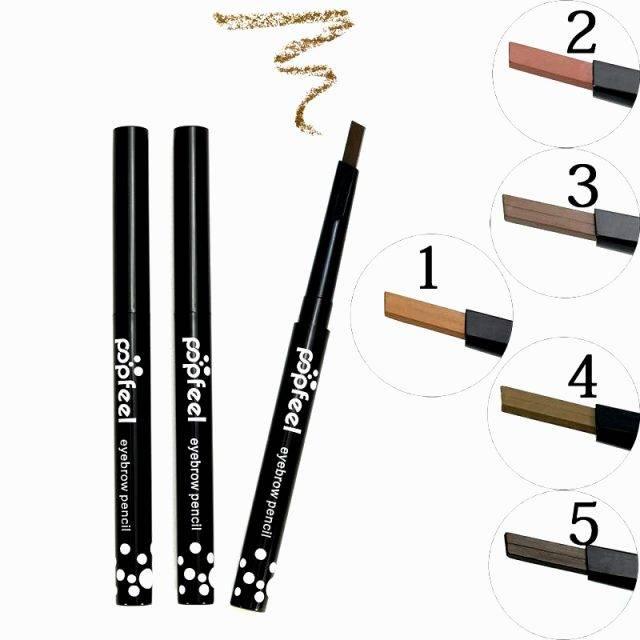 Automatic Eyebrow Pencil Waterproof Smooth Tattoo Eyebrow Pen