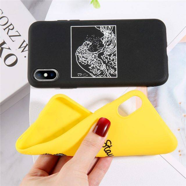 Soft TPU Case For iPhone