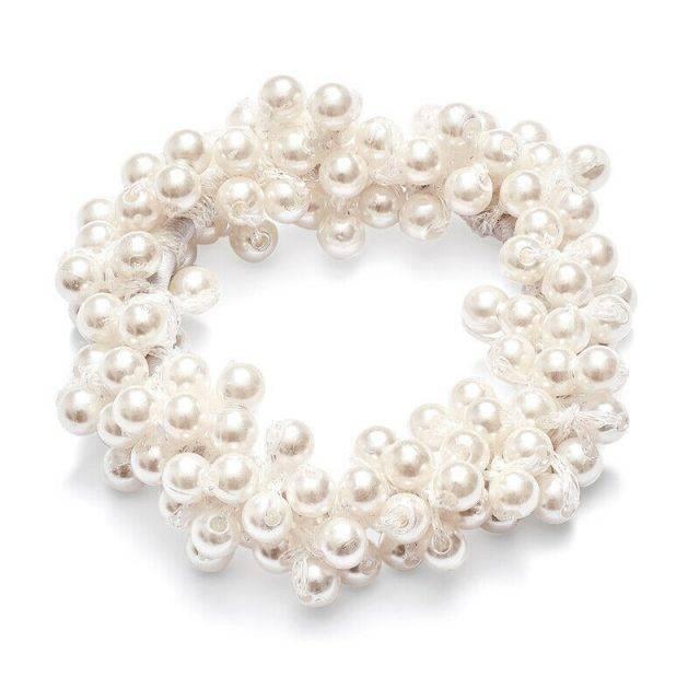 Elegant Pearls Hairband for Women