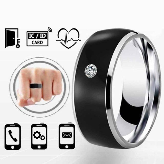 Multifunctional Intelligent Ring